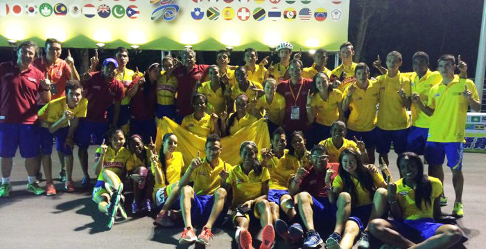 ¡Colombia conquistó Kaohsiung!