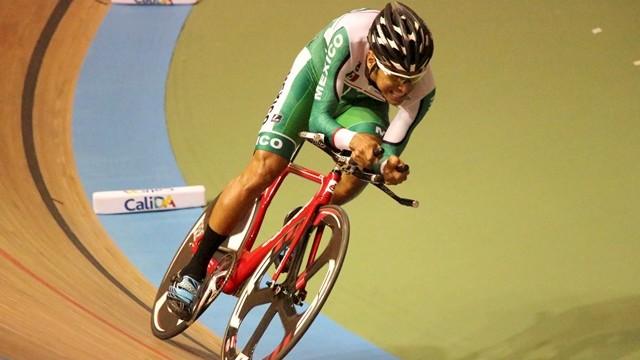 Primeros clasificados en la Copa Mundo de Ciclismo de Pista
