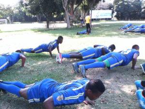Depor FC arranca su pretemporada 2015 en Jamundí / Foto página oficial Depor FC.