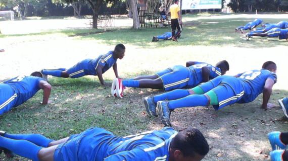 Depor FC, listo para la temporada 2015
