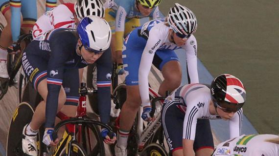 El ciclismo de pista rueda este fin de semana en Cali