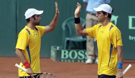Los caleños Juan Sebastián Cabal y Robert Farah a semifinales del abierto de Río