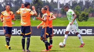Foto Federación Colombiana de Fútbol