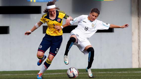 Fútbol femenino vallecaucano sigue aportando jugadoras a la Selección Colombia