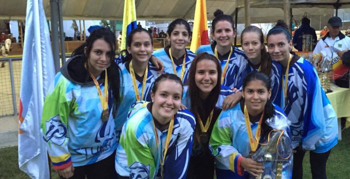 Stunder y Bucaneros del Valle, campeones en la I Parada Nacional Interclubes de Hockey Línea