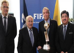 Colombia realizará la Copa Mundial de Futsal 2016 /Foto página oficial Conmebol.