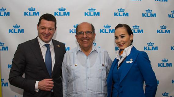 Cali en la ruta de KLM