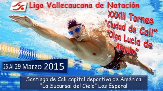 Cali se alista para recibir el Torneo de Natación 'Olga Lucia de Angulo'