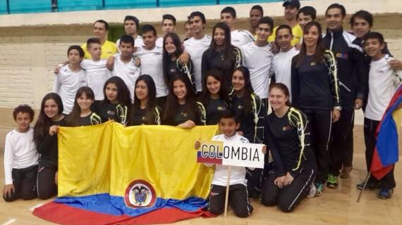 Colombia se corona campeón del Suramericano Junior de Squash