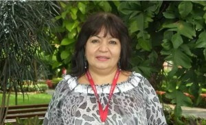 Sandra Arce Guerrero. / Foto Universidad Autónoma de Occidente.
