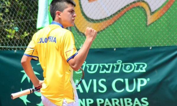 Dos vallecaucanos al Mundial Sub 16 de tenis
