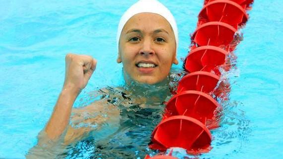 Nadadores vallecaucanos con buenos resultados en el exterior