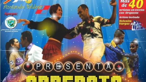 'Ají con salsa' el 9 de mayo en el Hotel Torre de Cali