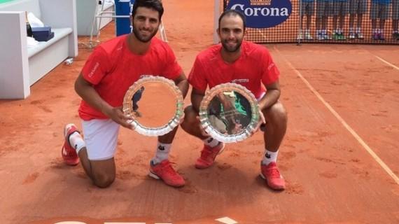 Cabal y Farah campeones del ATP 250 de Ginebra