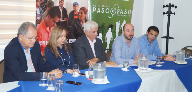 Empresarios de Cali y el Valle del Cauca se comprometen con el posconflicto