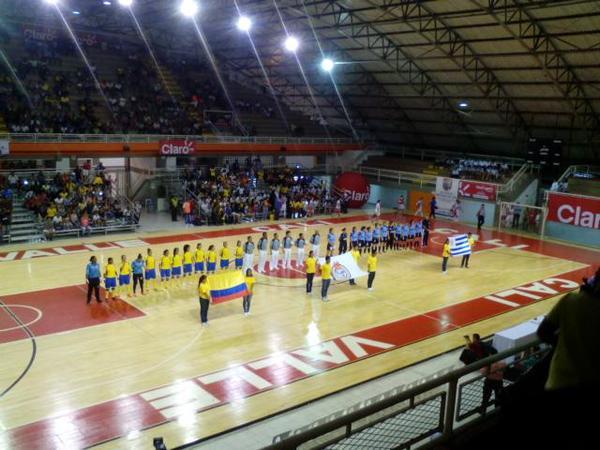 Con triunfo de Colombia, arrancó Suramericano de Microfútbol Femenino en Cali