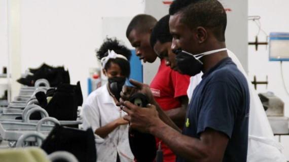 500 jóvenes se podrán capacitar y trabajar en el sector del calzado
