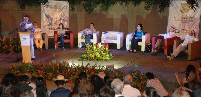 Elegidos los miembros del Comité Conceptual del Festival Internacional de Poesía