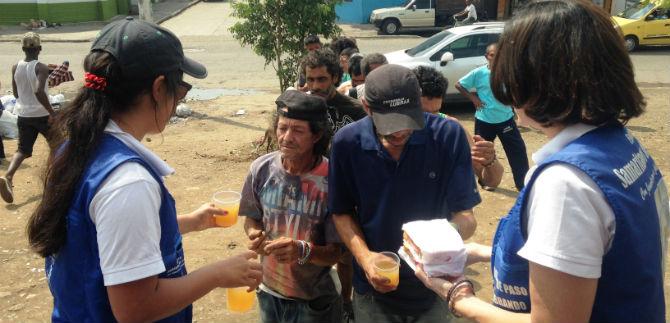 Se realizará jornada de ayuda a habitantes de calle en San Judas