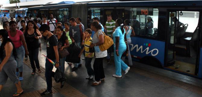 El transporte público será reforzado en la ciudad