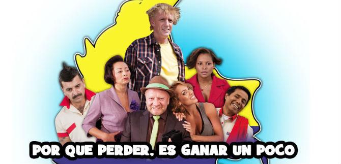 Noche de comedia colombiana en Los Cristales, este miércoles