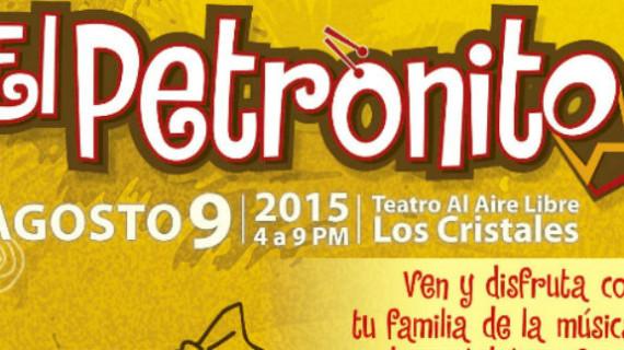 Llegó El Petronito al Teatro Los Cristales