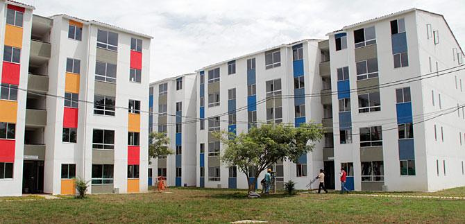 Otro proyecto de vivienda para reubicados del Plan Jarillón