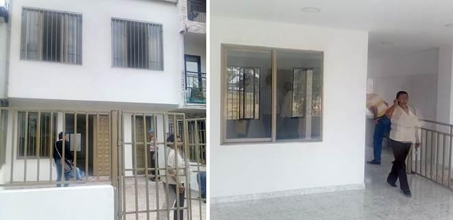 Se inaugura sede comunal del barrio Bajo Salomia