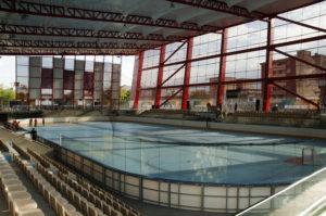 Coliseo Mundialista de Hockey Miguel Calero / Foto Liga Vallecaucana de Patinaje