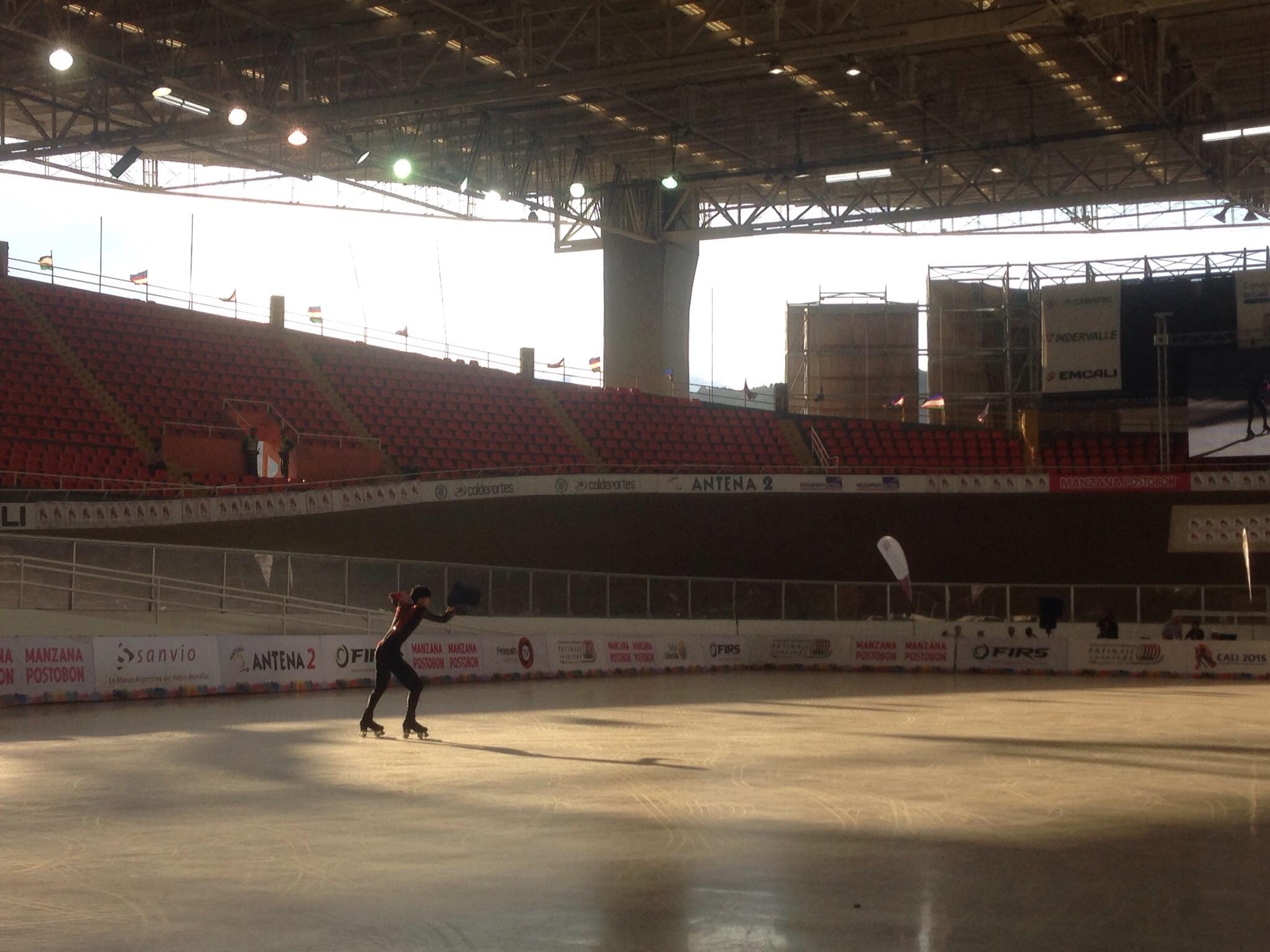 Mundial de patinaje