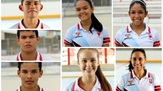 Selección Valle de patinaje artístico se alista para Juegos Nacionales