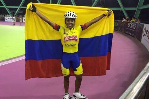 Colombia comenzó a revalidar su título