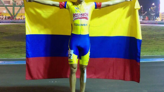Colombia también manda en la ruta