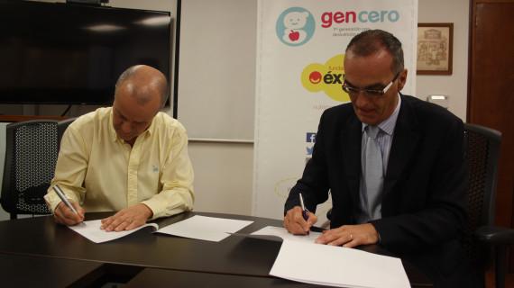 UNICEF y Fundación Éxito firman convenio para erradicar la desnutrición infantil