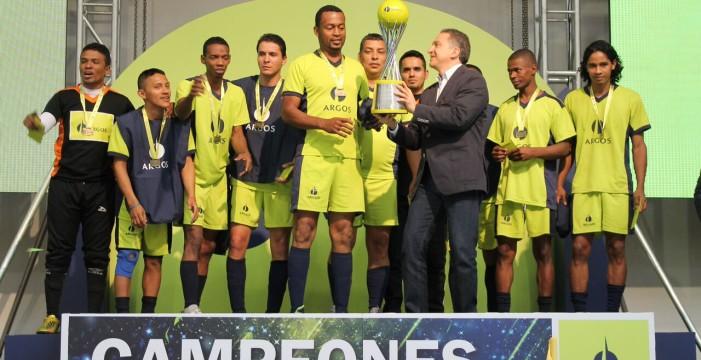 Ciudad Florida de Cali, es el campeón del Torneo Argos Futsal