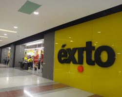 El Grupo Éxito abre 23 tiendas en diciembre
