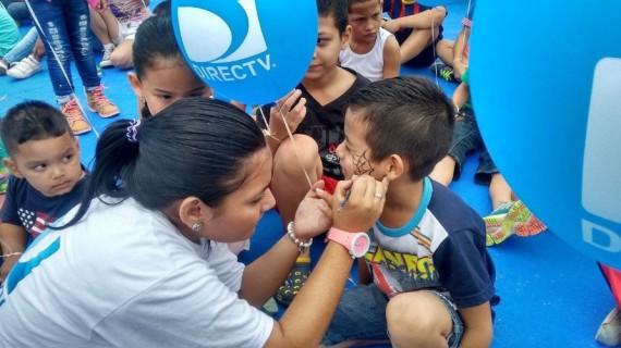 Directv incentiva la práctica del deporte en la Comuna 18