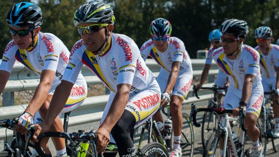 Colombia con cupo completo para la ruta en Rio 2016
