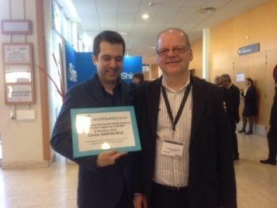 Egresado de Univalle recibió premio internacional de investigación