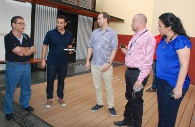 FIFA inspeccionó instalaciones deportivas de la Universidad del Valle