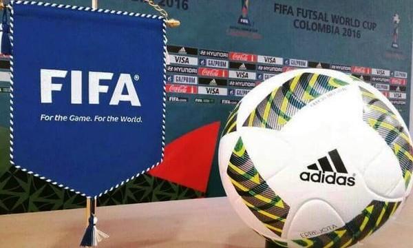 Listo el calendario del Mundial de Futsal Colombia 2016