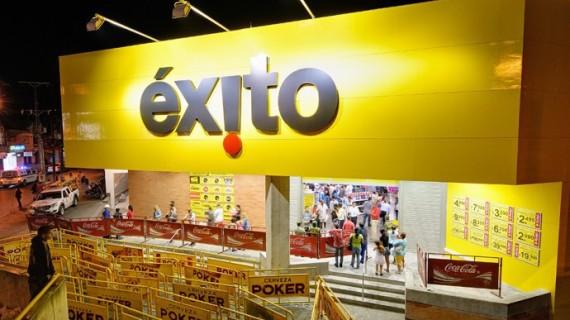 Empresarios extranjeros que hacen parte del Grupo Éxito buscan productos colombianos para sus mercados