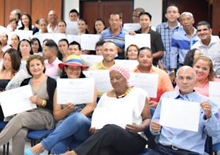 """Maestros del Valle se diplomaron en """"Escuelas saludables"""""""