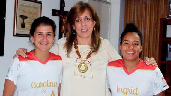 Ingrid y Carolina, dos vallecaucanas camino a Rio 2016