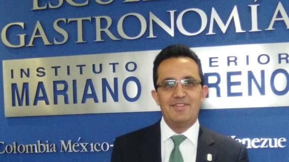 Escuela de Gastronomía Mariano Moreno tiene nuevo director