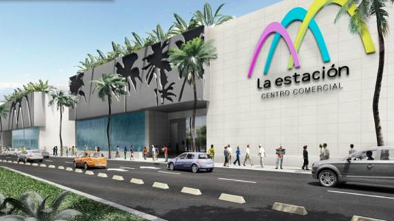 Centro comercial La Estación abre sus puertas