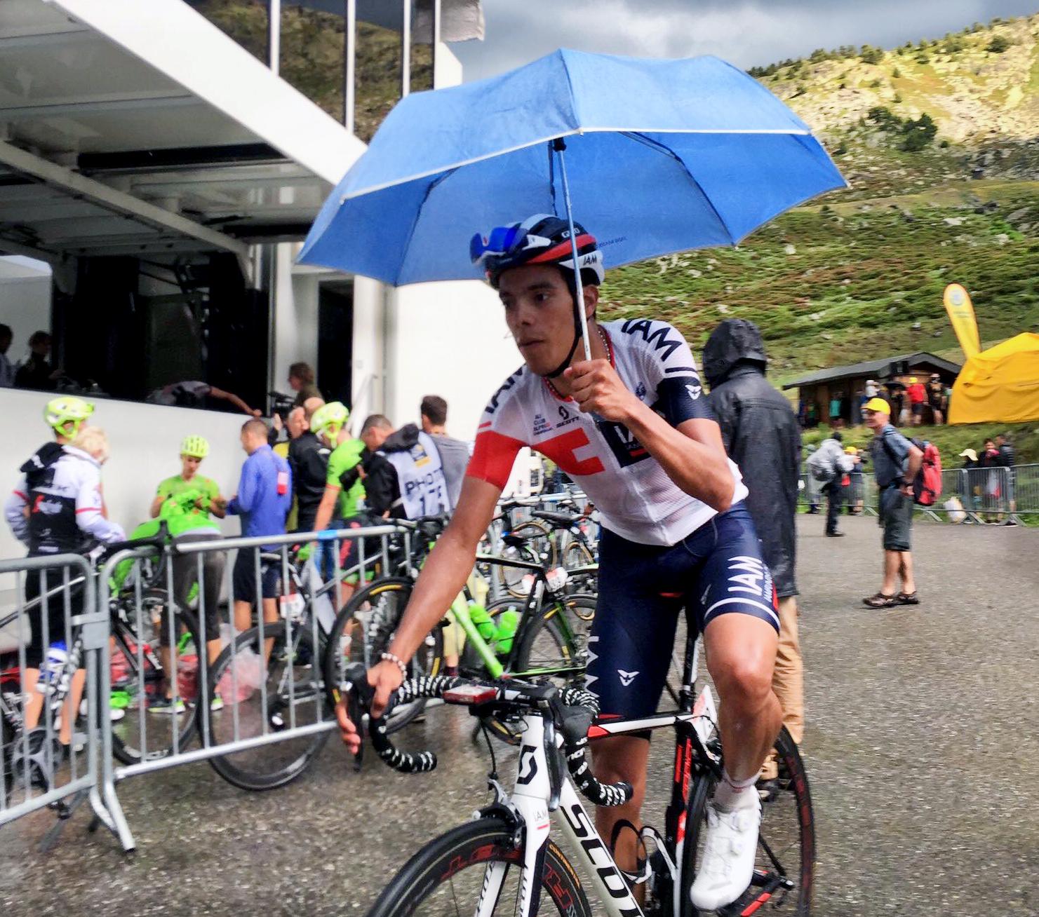 Jarlison Pantano y su segundo Tour de Francia