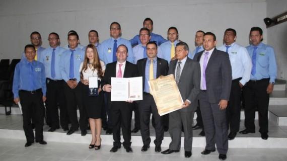 Taxis Libres S.A. recibió condecoración del Concejo de Cali