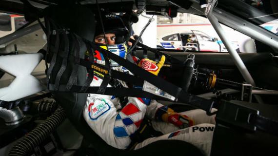 Gustavo Yacamán correrá este fin de semana en Silverstone