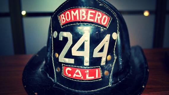 El bombero Andrade y la noche en que llovió fuego en Cali